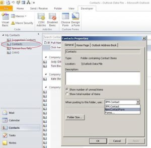 10 easy steps to customizing an Outlook 2010 form   ComTech